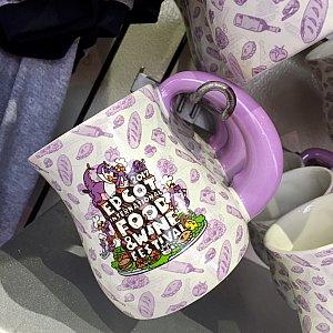 この柔らかい紫色のマグカップは$19.99。