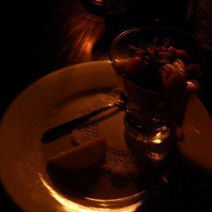 前菜の「Zesty Shrimp Cocktail」