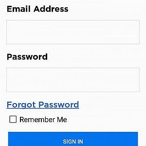 """""""サインインしてね""""と表示されます。アカウントは出発前に作っておいた方が、時間短縮にもなると思います。個人手配で宿泊やチケット予約などをする際にも必要になるので、どちらにしてもアカウントはあった方が便利です。"""