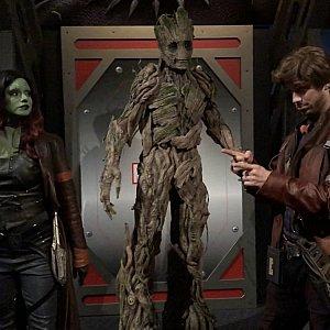 ガーディアンズの3人はハロウィン以来!