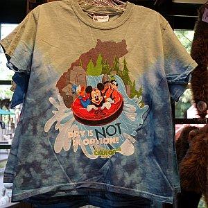 「乾きは選択肢にない!」というTシャツ