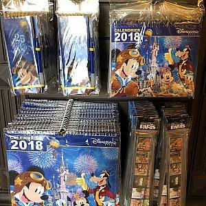 今年のカレンダーが25周年のとして追加されてました!