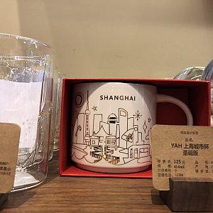 上海ご当地柄のクリスマス限定バージョン!125元