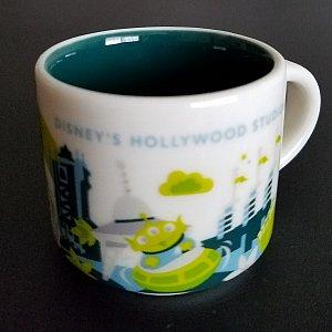 ハリウッドスタジオ限定 オーナメント $14.99 マグカップ $16.99
