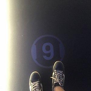 搭乗番号7・8か9・10がとてもいい