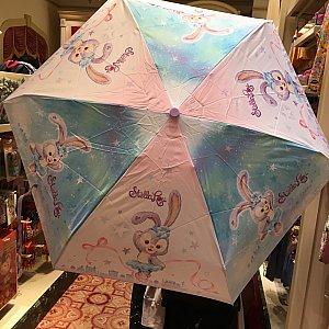 傘を開くとステラがたくさん!
