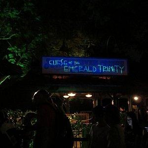 "「Jungle River Cruise""Curse of the Emerald Trinity""」"