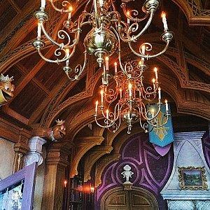 内装の様子です。とても豪華で美しい!
