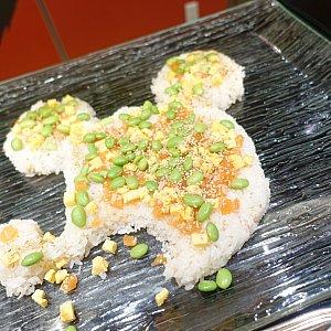 通常メニューであろうちらし寿司