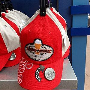 この帽子と合わせたら良いんじゃないでしょうか。なんとツバに栓抜き付きで$26.99です!