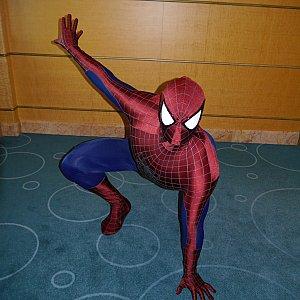 スパイダーマン!めちゃくちゃ喋ります!!
