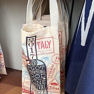 ワインボトル用のバッグは$16.99。