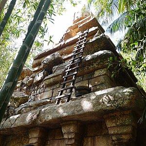 インドの古代神殿