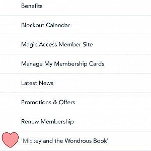 マジックアクセスの小項目の中の♥部分がワンダラスブックと花火の予約ページです。