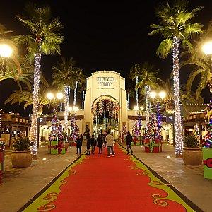 ユニバーサル・スタジオ・ハリウッドにはレッドカーペットがあります!