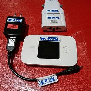 USBケーブル・BFプラグ・ACアダプター