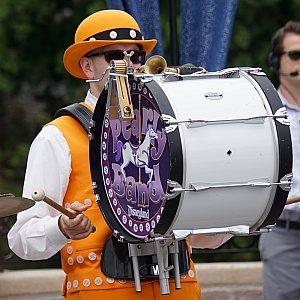 Pearly Bandです。初めて見ました!