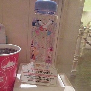 スーベニアドリンクボトル セットかドリンクに1000円の追加で購入可能