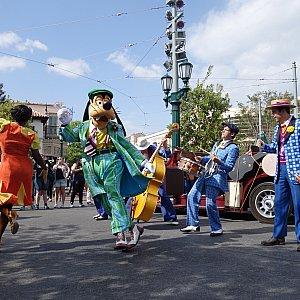 グーフィーのダンス!