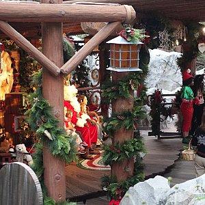 サンタクロースはどのグリーティングよりもダントツに待ち列が長く、会うのは断念😰開始時間前に向かった方が良さげです😱