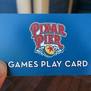 購入したポイントカードがこちら。追加チャージもできます。