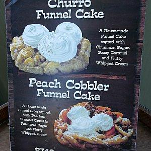 もの凄く甘そうなケーキ・・・(ゴクリ)