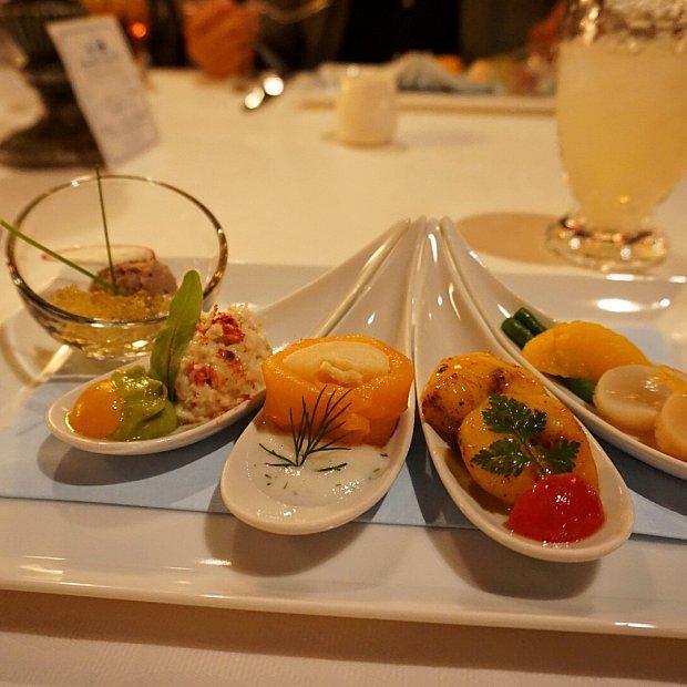 レストラン ブルー バイユー